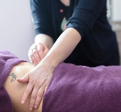Holistic massages and fertility reflexology